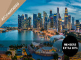 Advance Purchase Deal with Up to 20% Savings in Marina Mandarin