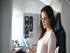 Special Business Class Advance Purchase Fares from SGD638 with Cathay Pacific