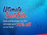 Ultimate Seat Sale to Philippines, America and Japan with Philippine Airlines