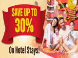 Enjoy Up to 30% Off When you Book 3 Nights Stay at LEGOLAND® Hotel!