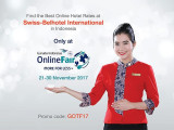 Garuda Indonesia Online Travel Fair with 30% Savings in Swiss-belhotel Participating Properties