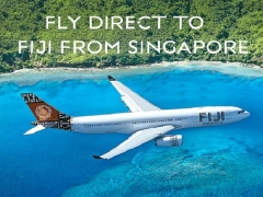 10% off Return Tickets Originating from Singapore to Nadi with DBS Bank and Fiji Airways