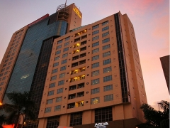 10% Off Best Available Rate in Ariva Gateway Kuching Serviced Residences with DBS Card