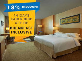 18% Discount with Breakfast on your Stay in The Royale Bintang the Curve