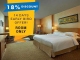 14 Days Early Bird Offer - Room Only in The Royale Chulan The Curve at 18% Savings