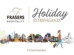 Holiday Extravaganza with Up to 50% Savings for your Stay in Frasers Hospitality Properties