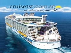 Additional 3% Off on your Next Getaway with Cruise1st and DBS Cards
