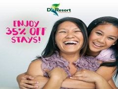 Early Mother's Day Treat in D'Resort @ Downtown East with 35% Savings