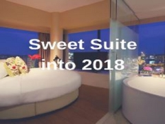 Sweet Suite into 2018 in Bay Hotel Singapore from SGD688