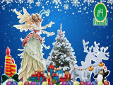 Have a Fairy Merry Christmas in A'Famosa Resort with the Whole Family