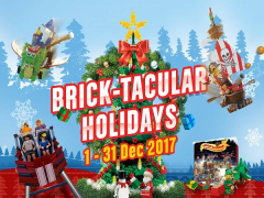 WIN a 4D3N Trip to Legoland Japan this Christmas!