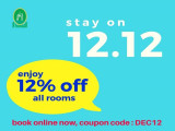 Enjoy 12% Off Room Rate in A'Famosa Resort this 12.12 Sale