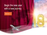 Begin the New Year with Up to 45% Off Flights on Qatar Airways