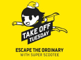 Take off this Tuesday and Escape the Ordinary to Enjoy 50% Off Flights on Scoot
