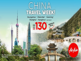 China Travel Week Special | Explore China from SGD130 with AirAsia Flights