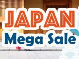 Japan Mega Sale!