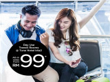 Day Use Transit Rooms at Tune Hotel KLIA from RM99
