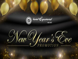 New Year's Eve Promotion in Hotel Equatorial Melaka from RM820