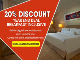 Year End Deal - Breakfast Inclusive in The Royale Chulan The Curve