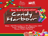 Experience Candy Harbour this Month in Puteri Harbour