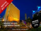 Weekend Staycation Package in Marina Mandarin Singapore