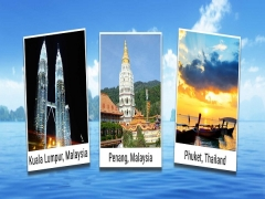 40% Off All Passengers | Thailand, Myanmar & Malaysia Cruise with Star Cruises