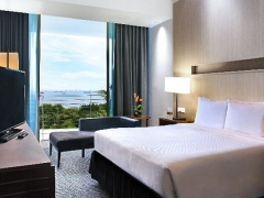 One Night Stay in the Deluxe Room at S$190 nett in Amara Sanctuary Resort Sentosa with AMEX Card