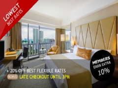 Festive Season Offer with Up to 20% Savings in Marina Mandarin