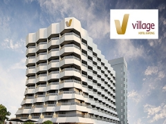 Enjoy Up to 25% Off Room Rate in Village Hotel Katong with NTUC Card
