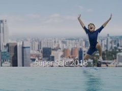 Super Sale 2018 with Up to 50% Savings in Far East Hospitality Properties