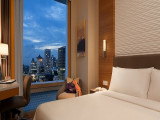Perfect Chillax Staycation in Hotel Jen Orchardgateway Singapore from SGD218