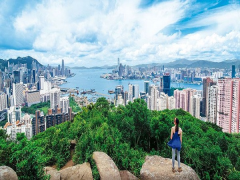 Fly to Hong Kong with Singapore Airlines from SGD248