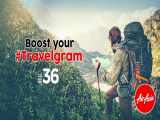 Boost your Travel Instagram with Flights in AirAsia from SGD36