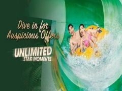Purchase 2 Adventure Cove Waterpark Adult Annual Pass from SGD188