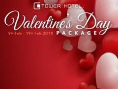 Valentine's Day Package in G Tower Hotel Kuala Lumpur from RM685