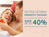 Romantic Getaway with Up to 40% Savings in Centara Grand Mirage Beach Resort, Pattaya