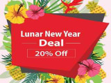 Enjoy 20% Savings on your Stay in Royal Plaza on Scotts this Lunar New Year