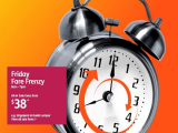 Weekend Fare Frenzy in Jetstar is Up Again with Flights from SGD38