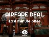 Japan Airfare Deal