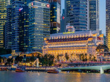 90th Anniversary Package in The Fullerton Hotel Singapore