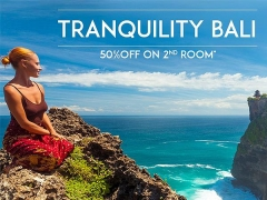 Tranquility Bali with Up to 50% Off Best Available Rate in Swiss-Belhotel Rainforest
