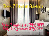 Book 7 Days in Advance and Enjoy Up to 39% Off Best Available Rate in Hotel Yan