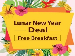 Complimentary Breakfast on your Stay in Royal Plaza on Scotts this Lunar New Year