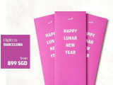 Happy Lunar New Year : Enjoy these Special Fares from Finnair to Europe
