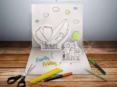 Family Fridays Special Offer in Art Science Museum