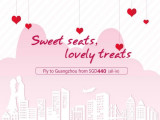 Sweet Seats, Lovely Treats from China Southern Airlines from SGD440