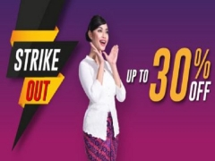 Strike Out Up to 30% Off on Fares in Malindo Air