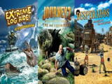 Up to 50% Off Pass in Sentosa 4D Adventureland with PAssion Card
