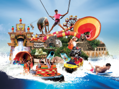 Enjoy Up to 20% Off on Admission Ticket to Sunway Lagoon with PAssion Card
