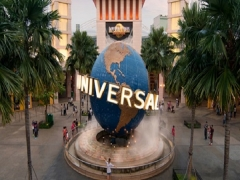 Universal Studios Singapore Adult One-Day Ticket at SGD76